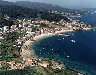 Ria de Pontevedra desde Raxó