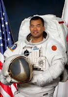 El astronauta Soichi Noguchi