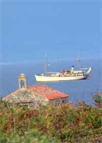 Hidria Segundo - Barco de Vapor