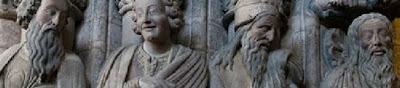 Pórtico de la Gliria - Catedral Santiago de Compostela
