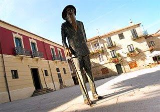 Valle Inclán en Pontevedra