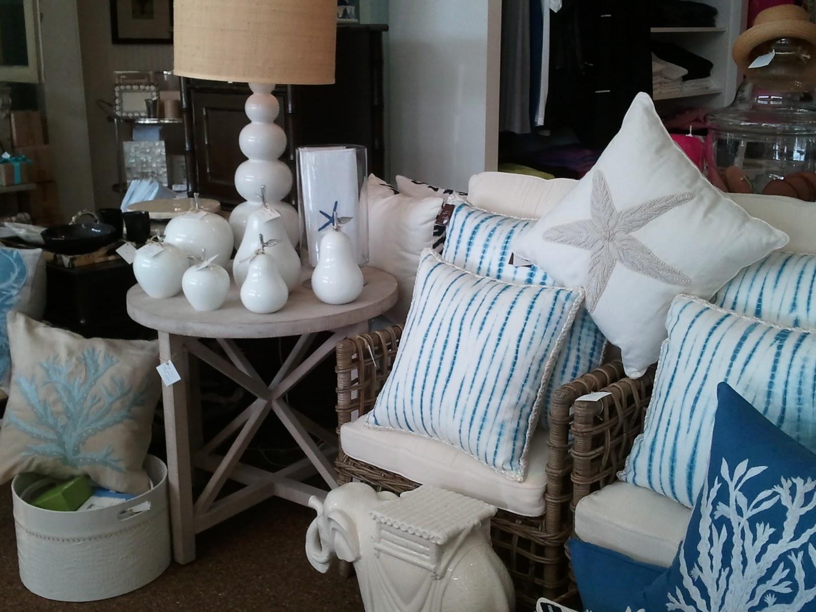 Northern Light: Shopping; Palm Beach Style