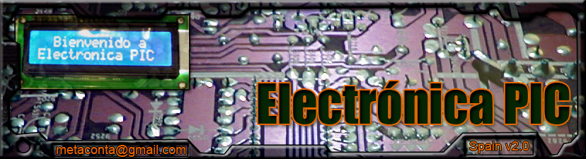 Electrónica PIC