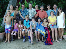 Guatemala Trip Reunion at the Orinda Pool
