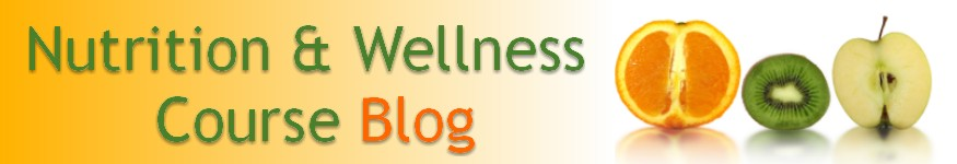 Nutrition & Wellness Course Blog