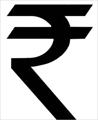 New Indian Currency Rupees Symbol - Released on 15.07.2010