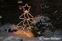 Eine schöne Adventszeit wünschen Eunice & Gracie
