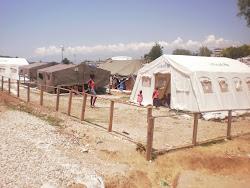 L'entrée du Camp