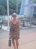 Me in South Beach Miami