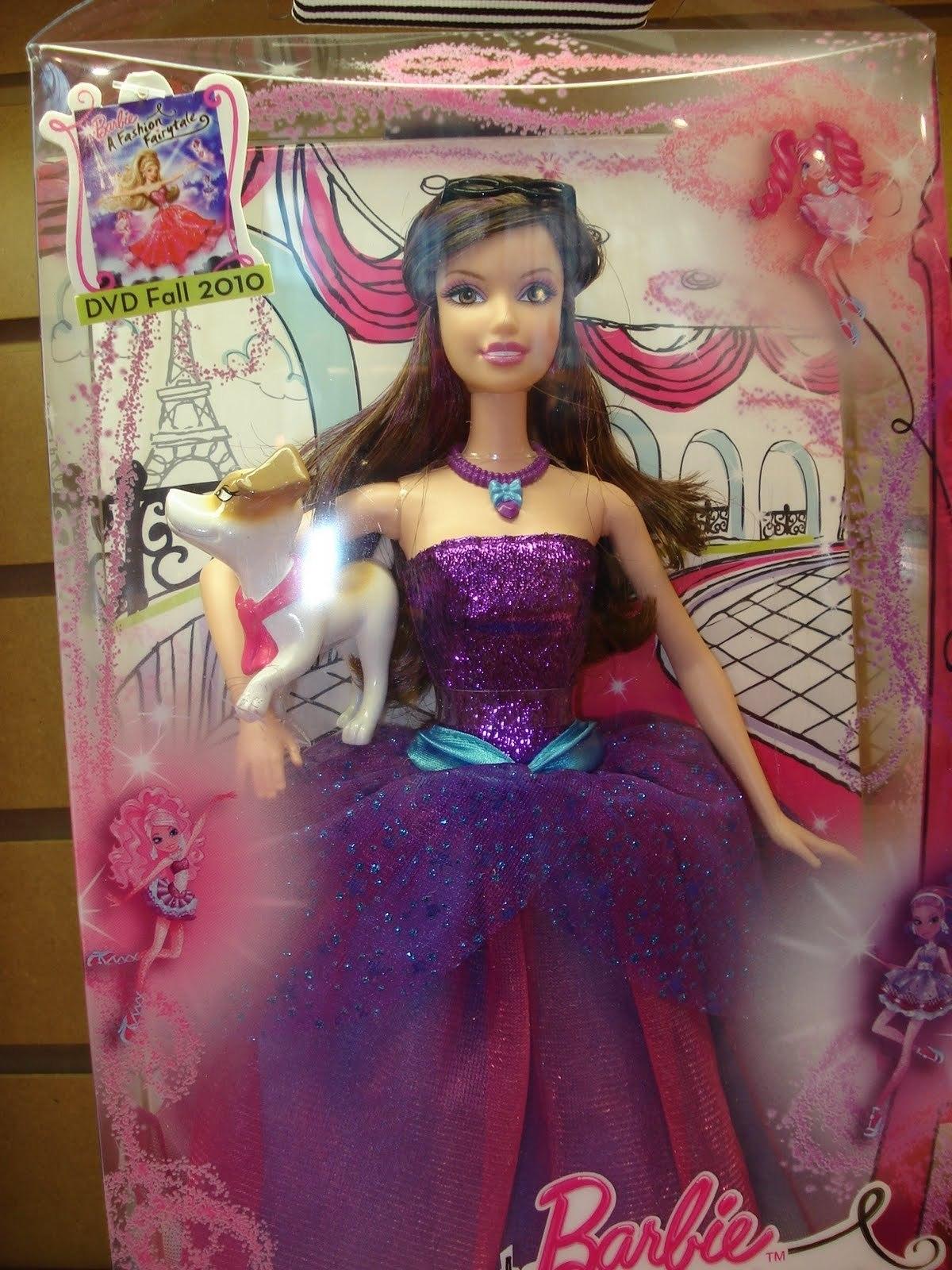 Desenho da barbie barbie a fashion fairytale em português barbie
