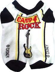 Camp Rock, White
