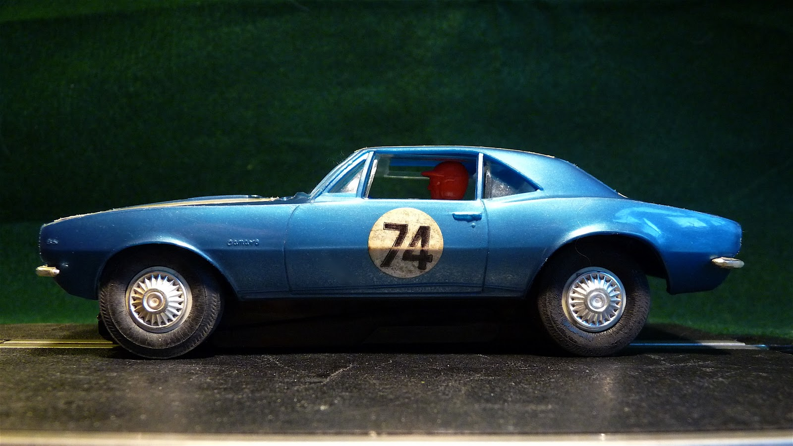 Welcome To Enzo\'s Garage Fun Factory: Vintage Revell 1967 Camaro #74 ...