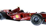 Scalextric FERRARI F1 2009, C3051 Raikonnen No.4 C3052 Massa No.3Modified .