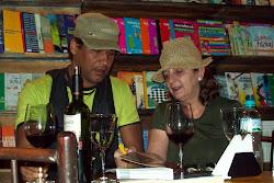 Lucinda Prado e Monsyerrá Batista