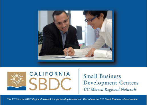 UC Merced (SBDC) Small Business Development Center Regional Network