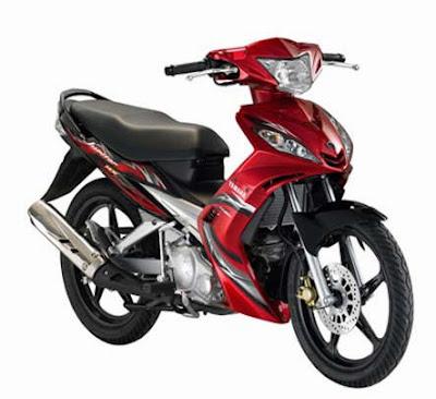 Harga Motosikal di Malaysia  Yamaha 135 LC