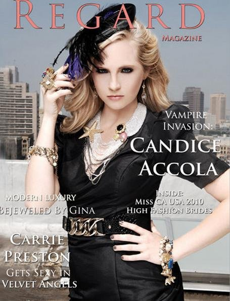 candice accola. Candice Accola