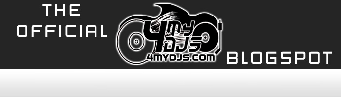4mydjs Official Blogspot