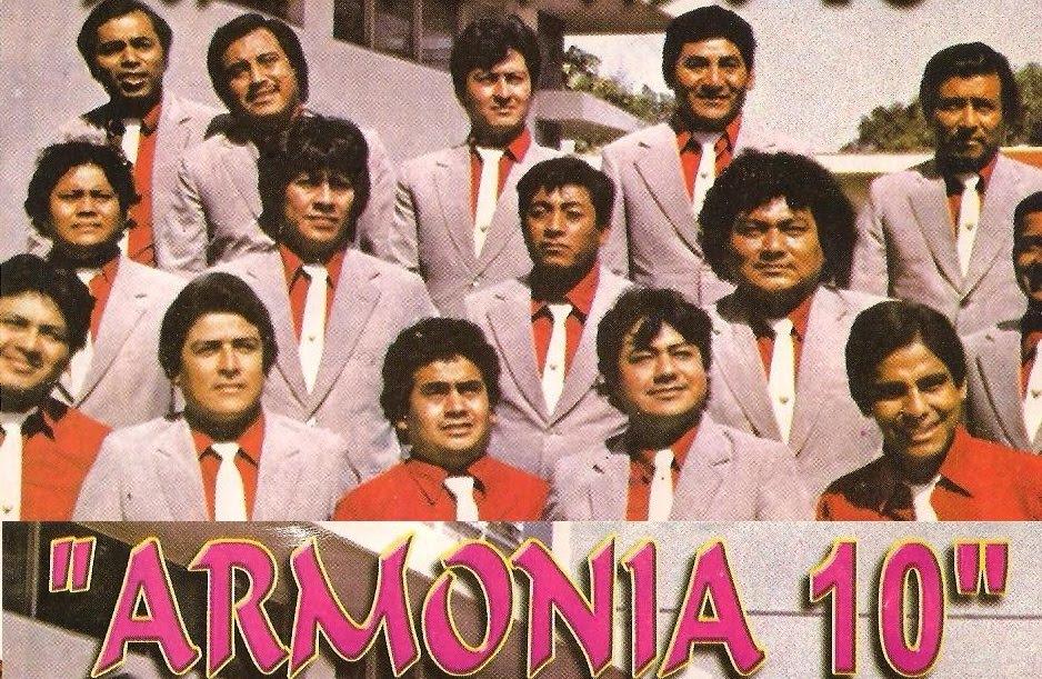 ARMONIA 10 - Historia Musical
