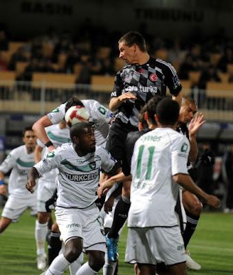 Futbolsuz 3 puan; Denizlispor:0 – BJK:1