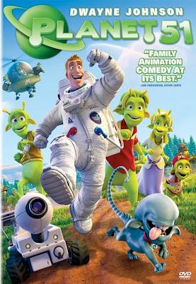 Planet 51 (2009) – Animasyon sevenlere…
