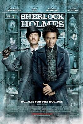Sherlock Holmes (2009) – Müzikleri yeter!