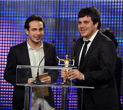 Ezel ödüle doydu! İsmail Cem TV Ödülleri…