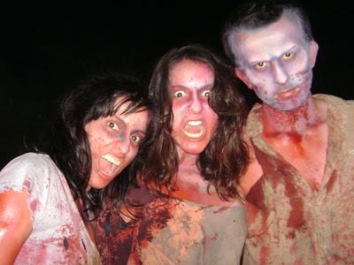 Türkiye'nin ilk zombi filmi…
