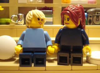 Oscar Adaylarına Lego Bakışı
