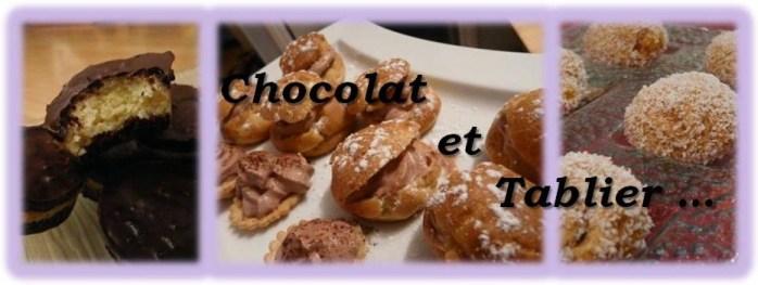 Chocolat et Tablier