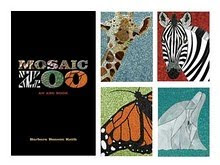 "Order ""Mosaic Zoo: An ABC Book"" today!"