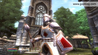 Elder Scrolls Oblivion Xbox 360 Special April Fools DLC Offer