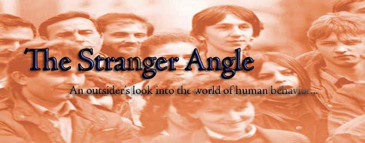 The Stranger Angle