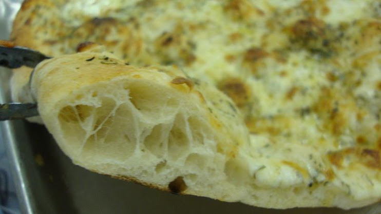 Crust of Cheesy Bread Stick