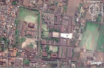 Foto satelit Assalaam