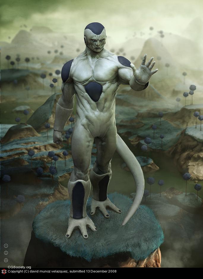 Imagenes 3D de Dragon Ball