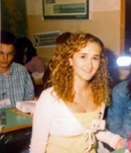 Erenia Trillo en Arpino, Italia