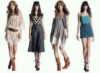 el look hippy desastrado ya fue hoy en da arrasa el estilo bohemio chic la idea es mezclar botas viejas con un vestido floreado y un chaleco o un chal