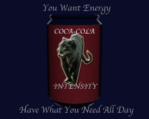 Coca-cola Intensity