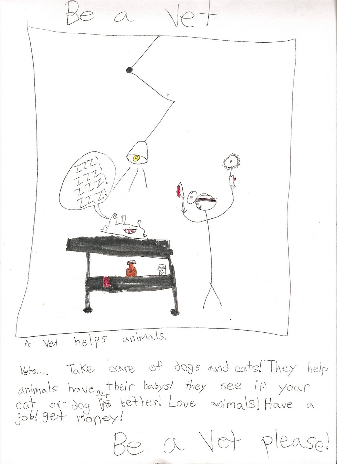 jaster class blog science career posters eta the kids at the detention center were very inspired by our posters they thought it was very cool that 4th graders have career aspirations when some of