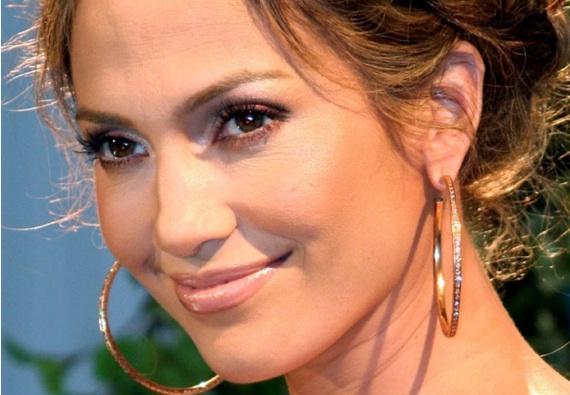 The Talk Guest Jennifer Lopez