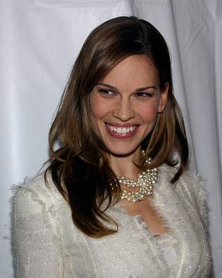 hilary swank hot. with Hilary looking so hot