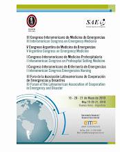 I Congreso Interamericano de Enfermeria de Emergencias