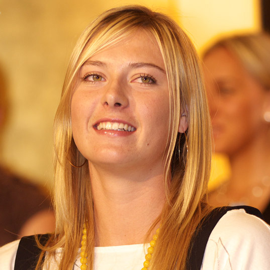 Maria Sharapova Apparel
