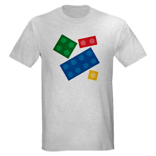 lego building blocks t-shirt no.73: Revisit your childhood. But don't ...