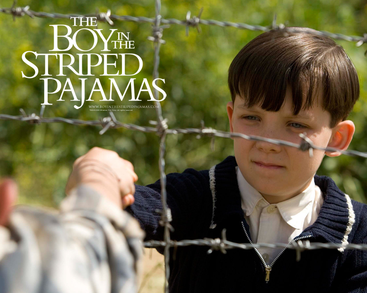 the boy in the stripped pajamas Bruno is an 9 year boy whose the son of a nazi commandant who is forced to leave his home in berlin and move to auschwitz, where his father has been reassigned he is reluctant to leave berlin where he has three good friends, is close to his grandparents, and lives in a lovely home.