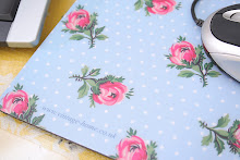 The Vintage Home Polka Dot Mouse Mat