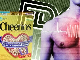 Cheerios Lower Cholesterol Clinical Study