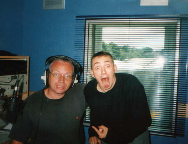 Spike and Dale at Bridge FM