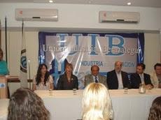 UNION INDUSTRIAL BERAZATEGUI...FIRMA DEL ACTA COOPERATIVA CAMINO DEL SOL